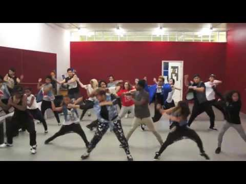 | CARLA APONTE | HYPHY JUICE BY CLYDE CARSON CHOREOGRAPHY