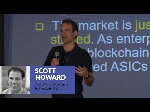 ePIC Blockchain Presents at Polycon18 at Baha Mar, Bahamas