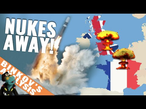 Would France demolish UK more in a nuke war? (2019)