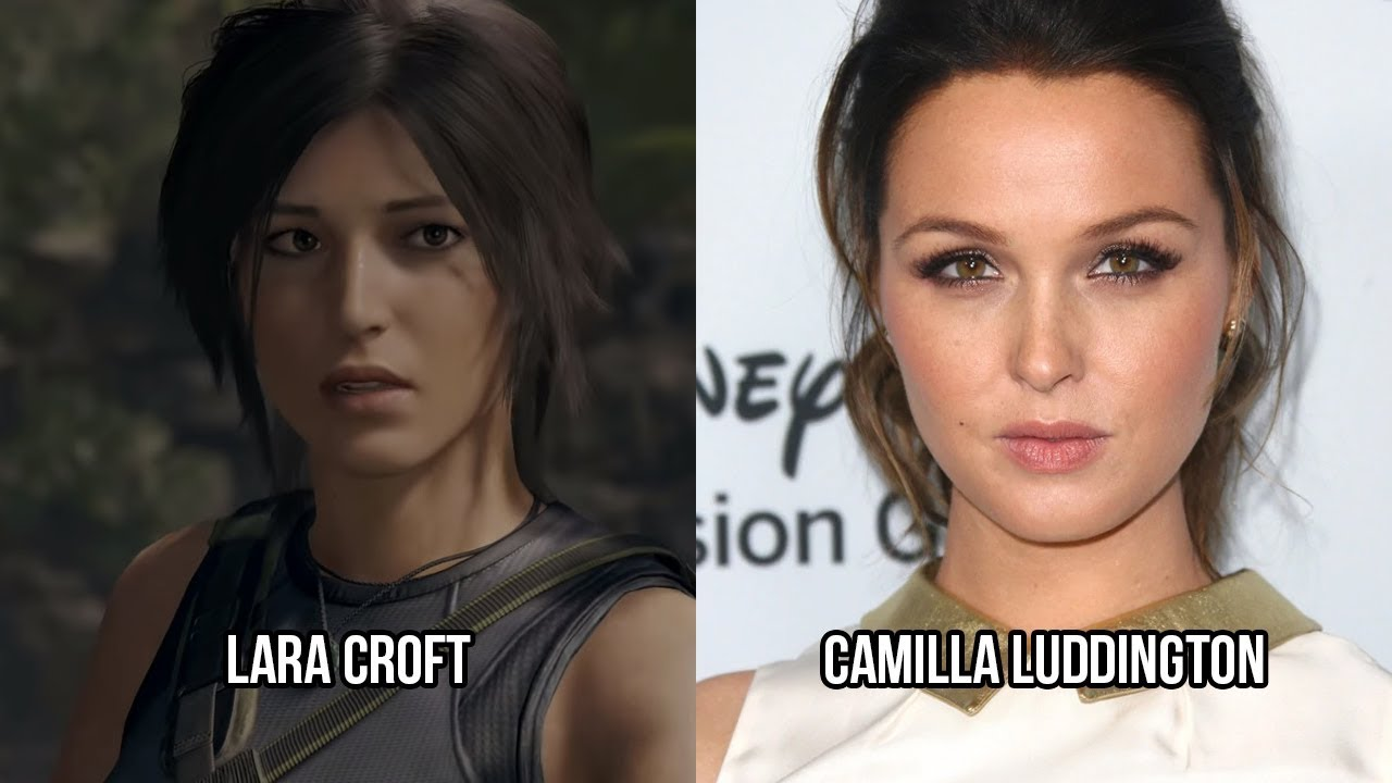 Characters And Voice Actors Shadow Of The Tomb Raider Youtube