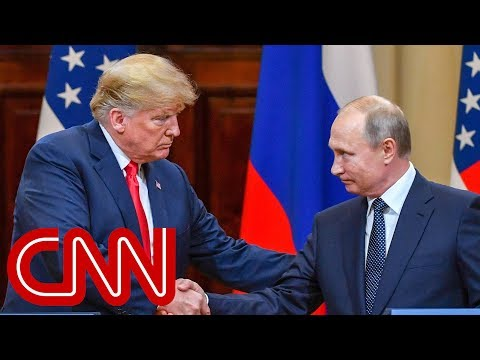 Watch Donald Trump and Vladimir Putin's full press conference