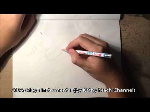 สอนวาดไดโนเสาร์กินเนื้อ (Theropod tutorial) part 1