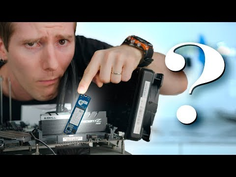 Save Money on RAM.. with Optane?? - Intel Showcase