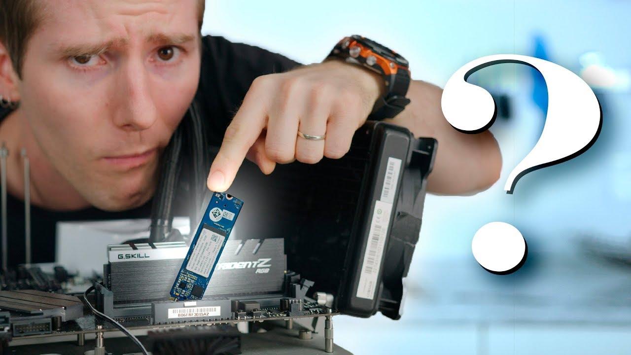 Is Intel Optane Memory Cheap DDR3 RAM?