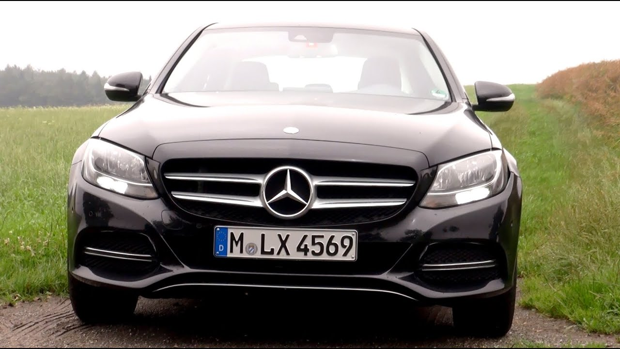 2014 mercedes c180 w205 test drive youtube. Black Bedroom Furniture Sets. Home Design Ideas