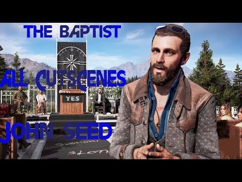 Far Cry 5 – John Seed (All cutscenes)