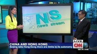 China's warning to Hong Kong thumbnail