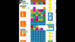 Planet Puzzle League - VS. COM: Stage 2 (Hard Level)