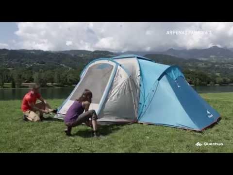 quechua-tente-arpenaz-family-t-6-3-montage