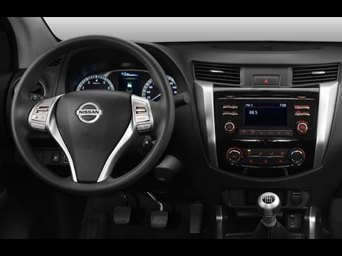 Desmontar Estereo, How To Remove Radio Nissan NP300 2015 ...