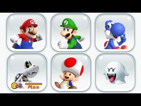 Super Mario Run - Friendly Runs (Toad Rally)