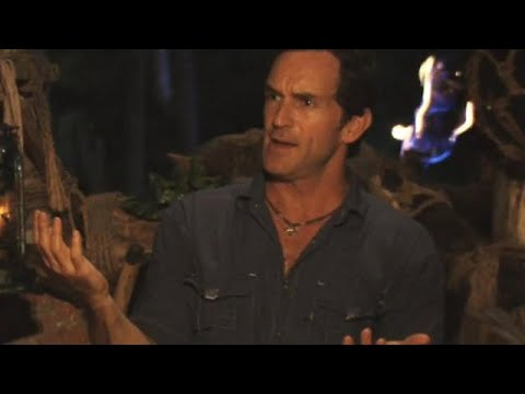 Jeff Probst (King of Sass)