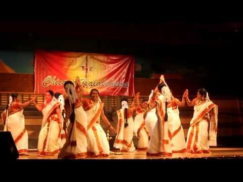 Thiruvathira 2014 - Chicago Kalakshetra Onam