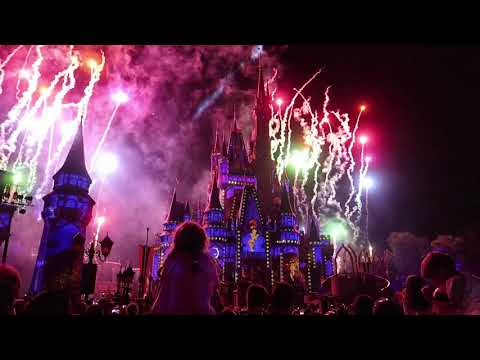 Magical Night at the Magic Kingdom | Watching Happily Ever A