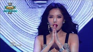 【TVPP】Hyuna(4MINUTE) - Red, 현아(포미닛) - 빨개요 @ Show Champion...