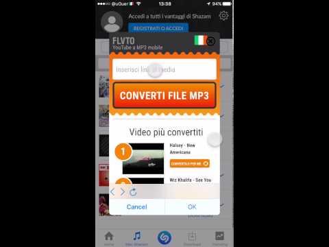 [Shazam Tweak iOS] MyTagDownload: Download free music directly from Shazam