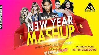 New Year Bhojpuri Mashup 2018 [DJ Bablu Raj & Rex97]