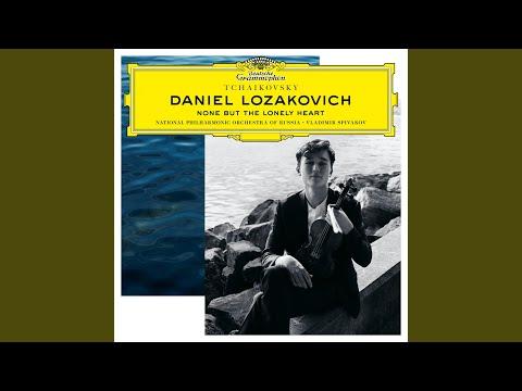 Tchaikovsky: Violin Concerto In D Major, Op. 35, TH 59 - 2. Canzonetta. Andante