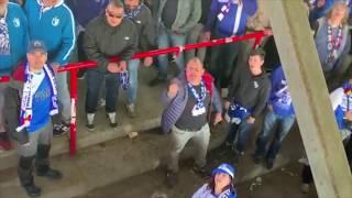 Randale 1.FC Union gegen Magdeburg am 12.05.2019