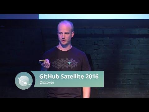 The API flow - GitHub Satellite 2016
