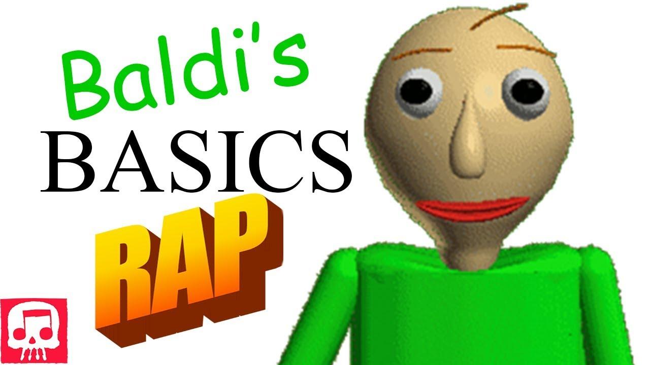 Baldi S Basics Rap By Jt Music Youtube