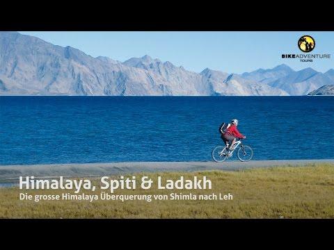 Himalaya Überquerung mit Mountain Bike in Spiti und Ladakh