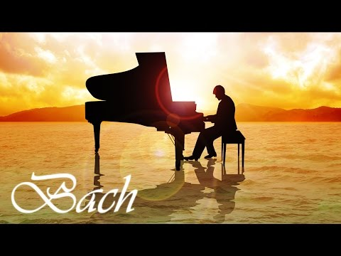 Bach: Classical Music for Studying and Concentration | Relaxing Piano Music | Study Music