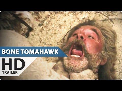 Bone Tomahawk Trailer (2015) Kurt Russell, Patrick Wilson   Western-Horror
