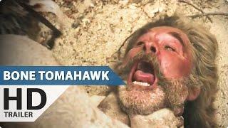 Bone Tomahawk Trailer (2015) Kurt Russell, Patrick Wilson | Western-Horror