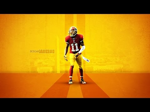 Desean Jackson    D-Jax    Washington Redskins    Highlights   