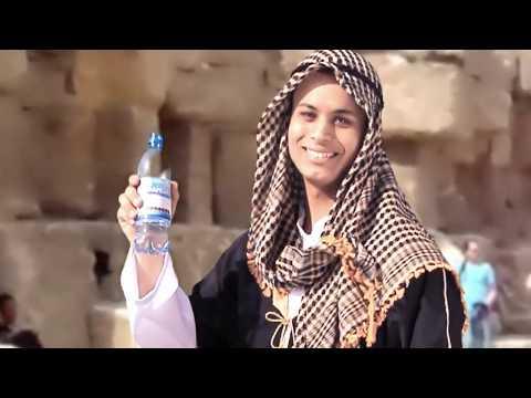 Рекламный ролик воды Рамено. Каир. / Advertising. Cairo.