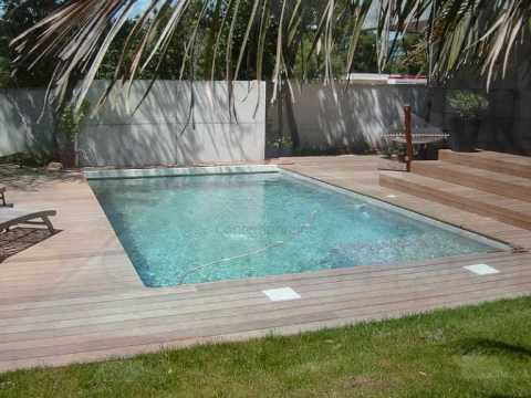 Piscine b ton arm monobloc youtube for Piscine monobloc