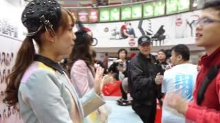 5/2/2014 香港西九龍中心舉行握手會.