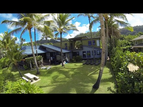 A Tour of the Billabong Hawaii House with Lyndie Irons