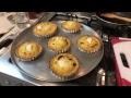 Cómo hacer TARTALETAS en VIVO Pie de manzana y Quiche Madhunter en LA COCINA