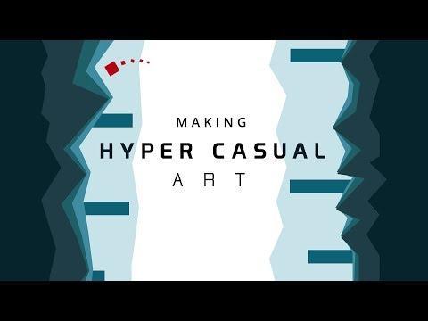 Making Hyper Casual Game Art