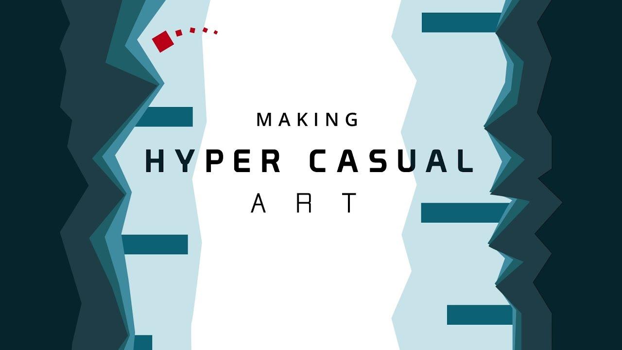 Making Hyper Casual Game Art Youtube