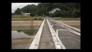 彦山川リバーサイド散策 赤池右岸 ④ 福岡県福智町赤池