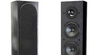 PIONEER SP-FS52 Tower Speakers (Andrew Jones Design) Demo 8 HQ Stereo