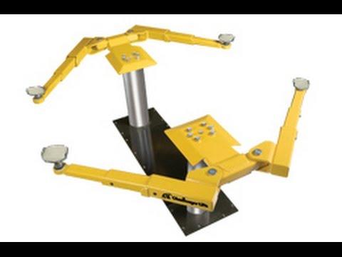 Rotary Lift Moveable Pad Inground Lift Doovi
