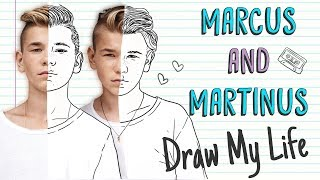 MARCUS & MARTINUS | Draw My Life