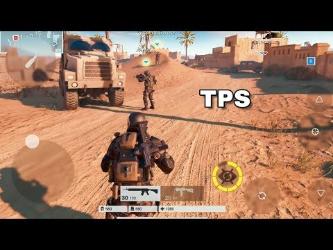 Top 13 Best TPS Games For Android/iOS 2019