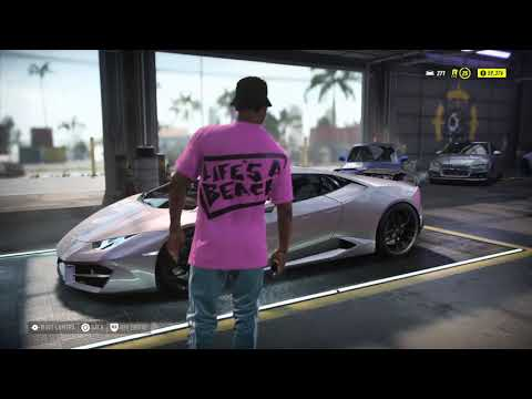 Need for Speed heat game play  