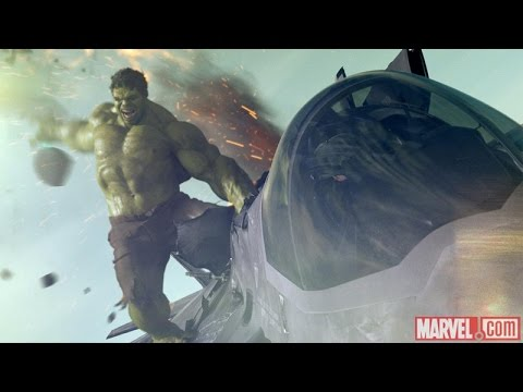 Biologist tries to explain Captain America and the Hulk with science