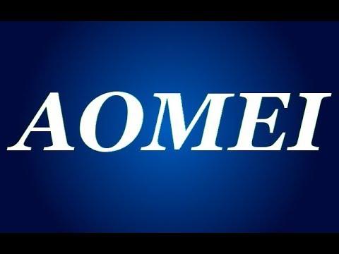 AOMEI Partition Assistant+Testdisk: преобразование динамического диска в базовый