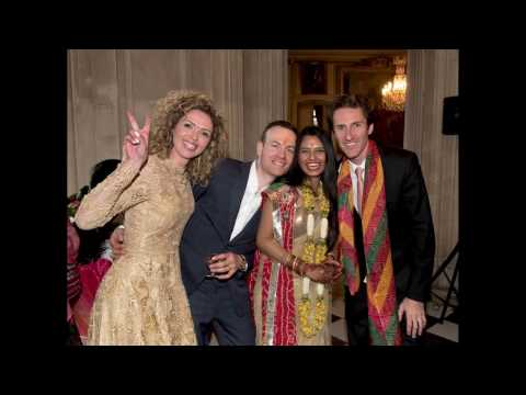 Fairytale Indian/French wedding in Paris - Neha Ganeriwal & Gregoire Hervet