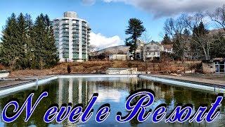 Abandoned Nevele Resort - Luxurious Winter Getaway