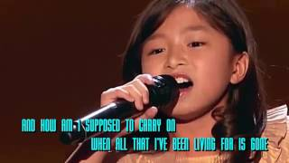 Gambar cover How Am I supposed to live without you-Celine Tam   GOLDEN BUZZER!