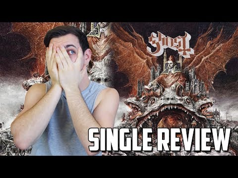 Ghost - Rats | Single Review