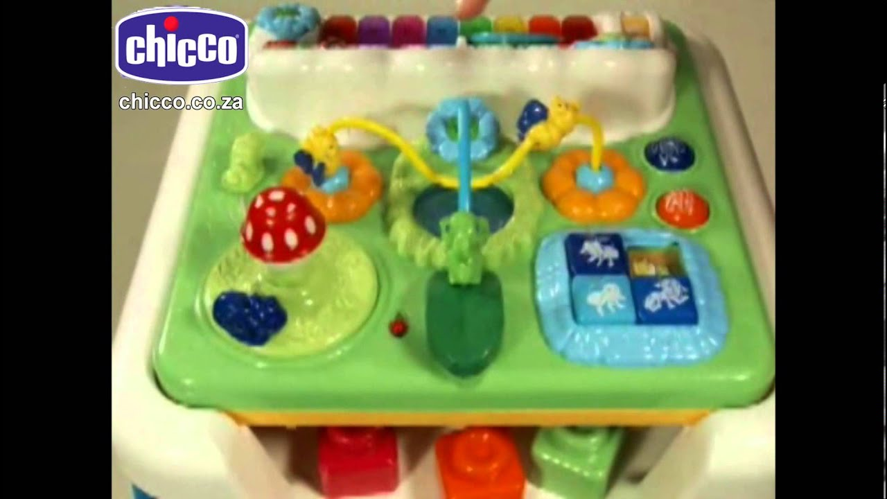 Chicco South Africa* Music U0026 Play Table
